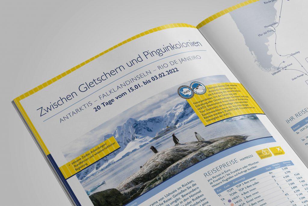 MS HAMBURG Katalog 2021 bis 2022