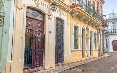 Unterkunft in Havanna