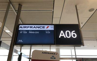 Anreise von Bremen nach Havanna